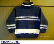 детский свитерок.