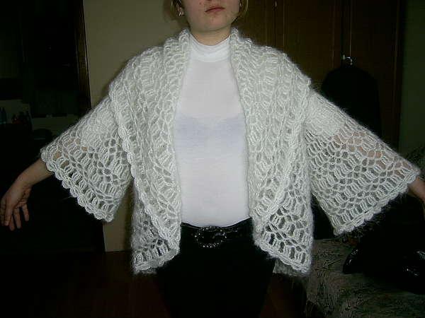 Вязанье спицами пинетки