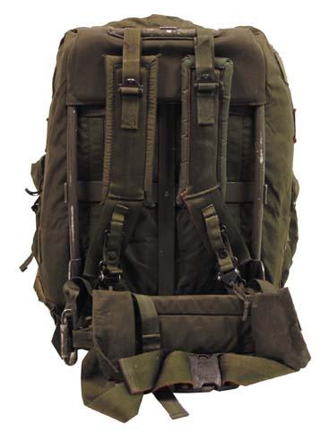 Армейский рюкзак - Рюкзаки и портфели.