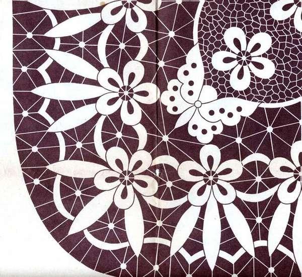 Оригинал - Схема вышивки Узор