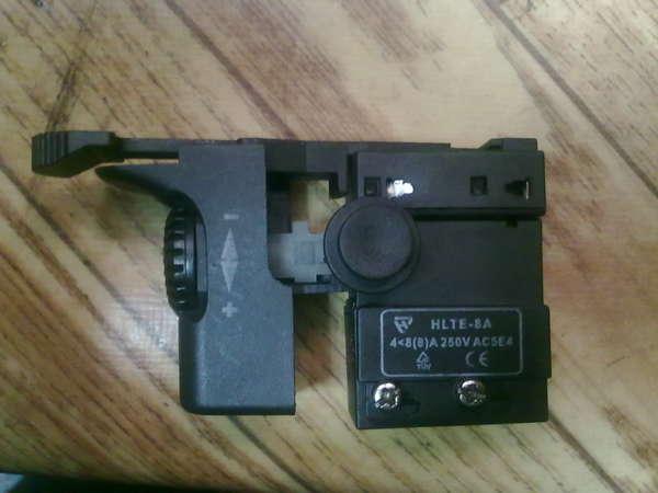 Подключение кнопки HLTE-8A на