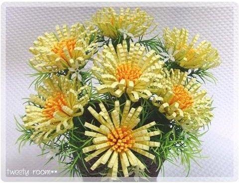 Цветы своими руками поделки фото